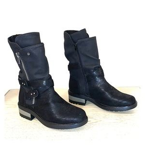 NEW - Carlos Santana - Biker Boots